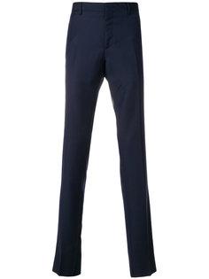классические брюки кроя слим Salvatore Ferragamo