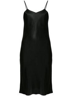 классическое платье-комбинация Ivan Grundahl