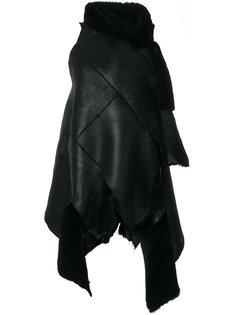 пальто с запахом Ivan Grundahl