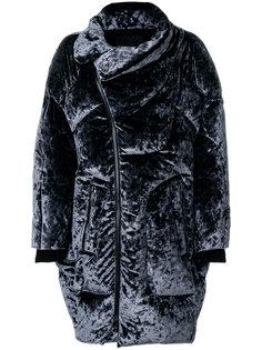 дутое пальто на молнии  Chenpeng