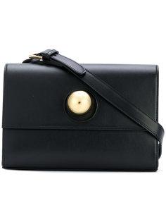 сумка на плечо с круглой застежкой Savas
