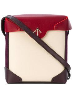 мини сумка через плечо Pristine Combo Manu Atelier