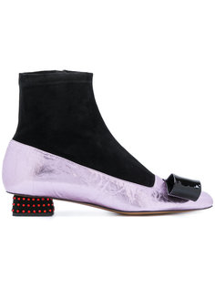 туфли-лодочки с носком Rayne