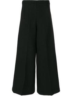 широкие укороченные брюки  Vivetta