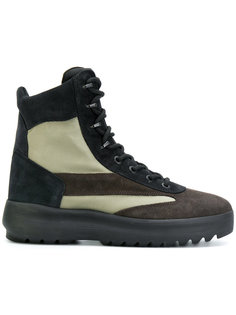 армейские сапоги Yeezy