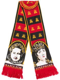 шарф Napoleon and Josephine Y / Project
