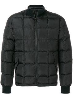 стеганая куртка-бомбер Z Zegna