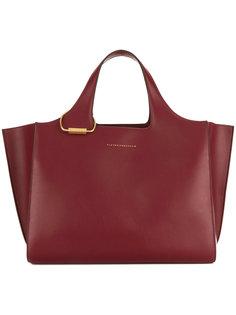 сумка-тоут с кольцом Victoria Beckham