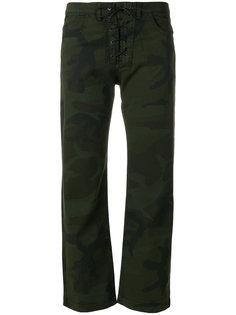 укороченные джинсы 8pm