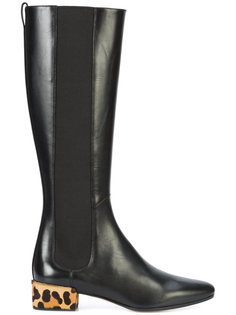 knee-high boots Francesco Russo