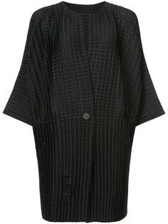 Arare coat  Pleats Please By Issey Miyake