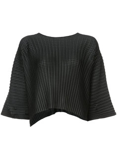 Arare blouse  Pleats Please By Issey Miyake