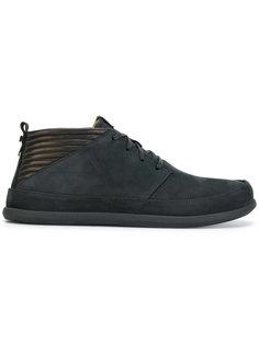 Classic Nabuck lace-up shoes Volta
