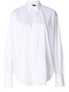 рубашка свободного кроя Polo Ralph Lauren