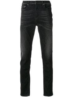 джинсы с отворотами Neil Barrett