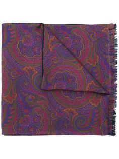платок с узором пейсли Lanvin
