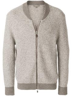 cashmere bomber jacket N.Peal