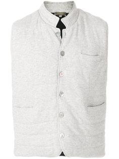 padded cashmere waistcoat N.Peal