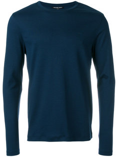 футболка с длинными рукавами Michael Kors