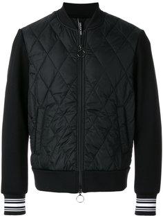 стеганая куртка-бомбер Neil Barrett