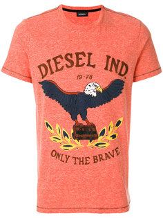 Only the Brave printed T-shirt Diesel