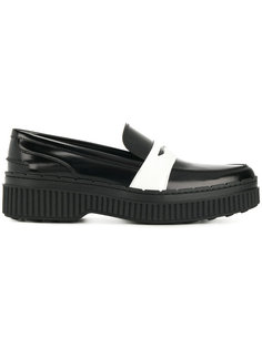 chunky heel loafers Tods Tod`S