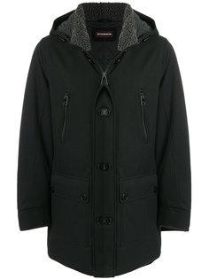 пальто с капюшоном Michael Kors