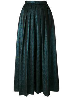 юбка макси с завышенной талией  Ultràchic