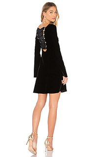 Платье со шнуровкой - DEREK LAM 10 CROSBY