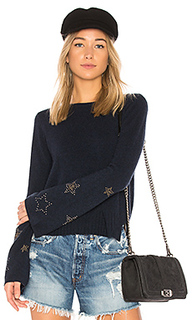 Свитер с рукавами-колокол star - Autumn Cashmere