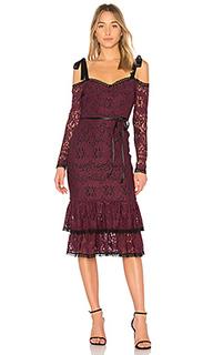 Платье миди maura - Alexis