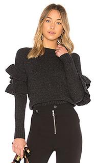 Вязаный пуловер mona - Cinq a Sept