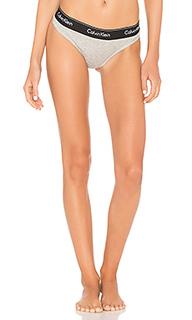 Танга modern cotton - Calvin Klein Underwear