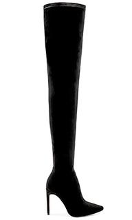 Ботфорты на каблуке como - Chrissy Teigen