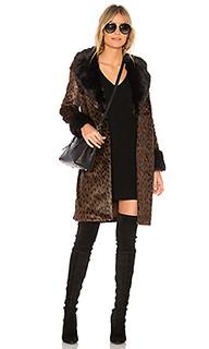 Пальто из искусственного меха emmie - EAVES