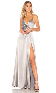 Вечернее платье metallic - JILL JILL STUART