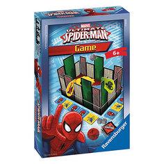 """Настольная игра """"Человек-паук в городе"""", Ravensburger"""