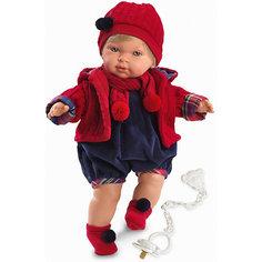 "Кукла ""Мигуэль"", 42 см, Llorens"
