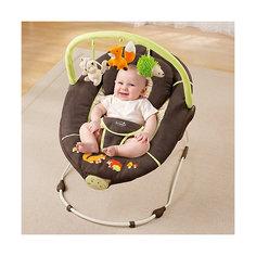 Шезлонг Fox & Friends, Summer Infant, коричневый