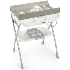 Пеленальный столик Volare, Домик, Cam, тёмно-серый/белый