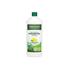 Средство для посуды с лимоном 1л, Sodasan