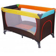Манеж Arena, Baby Care, разноцветный