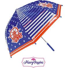 "Зонт детский ""Море"", 46 см. Mary Poppins"
