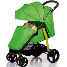 Прогулочная коляска BabyHit Racy полоска, зеленый