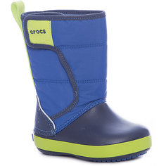 Сапоги LodgePoint Snow Boot K Crocs