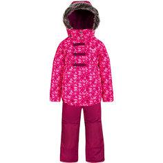 Комплект: куртка и полукомбинезон Zingaro для девочки