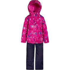 Комплект: куртка и полукомбинезон Salve для девочки