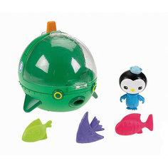"""Игровой набор Mattel Fisher Price """"Октонавты. Подводный транспорт"""", Песо"""