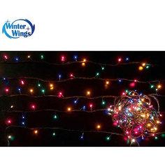 Новогодняя гирлянда Winter Wings 200 ламп, 12,3 м