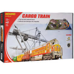 "Железная дорога Mehano ""Cargo Train"" с ландшафтом"
